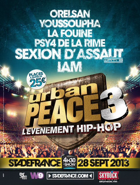 INFO: DECOUVREZ LES 4 NOUVELLES TETES D'AFFICHE QUI REJOIGNENT SEXION D'ASSAUT ET IAM!