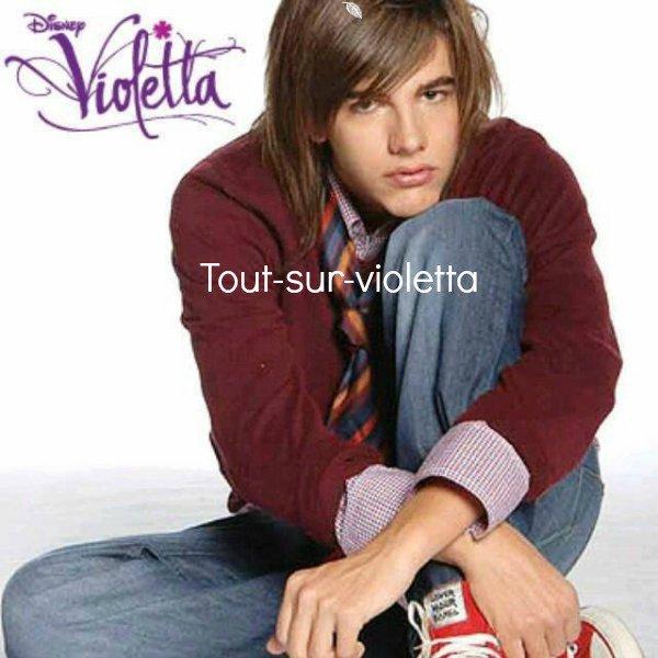 Un nouveau dans violetta amour musique passion - Violetta chanson saison 3 ...